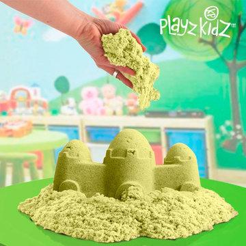 OUTLET Playz Kidz Kinetisch Zand voor Kinderen (Geen verpakking)