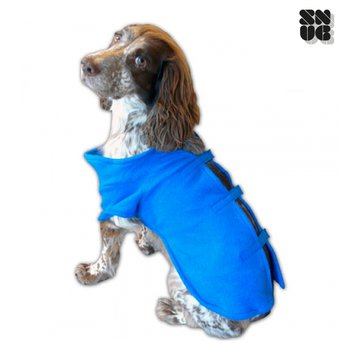 ONE DOGGY Blanket with Arms | SNUG SNUG kleur marineblauw